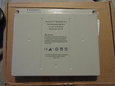 Battery for Apple MACBOOK Pro 15 inch A1175 A1150 A1260 A1226 A1211