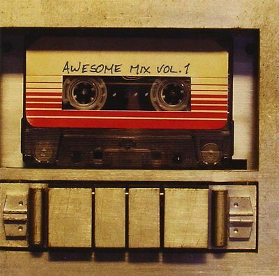 Cd*Guardians Of The Galaxy*Awesome Mix Vol.1*Orig.motion Picture Sound**Neu&Ovp!