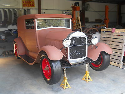 Ford : Model A sedan delivery 1929 model a sedan delivery