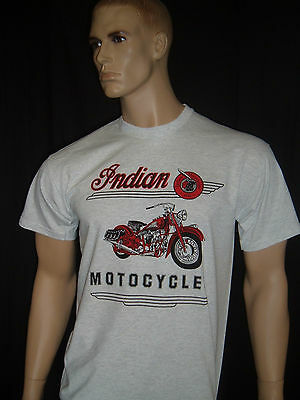 INDIAN 1901  MOTORCYCLE T-SHIRT