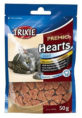 Pet Food Supplement Treat Snack for Cat - Light Gluten Free - No sugar by TRIXIE