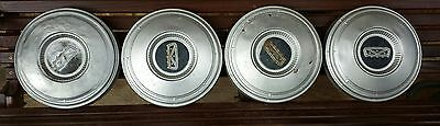 1967 1968 - 1972 FORD TRUCK F-100 DOG DISH HUBCAPS. VINTAGE, RAT, OLD SCHOOL