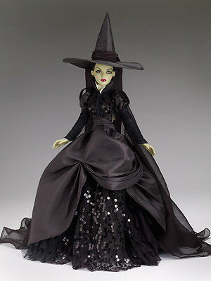 "Tonner Wicked Witch West 19"" Wizard Of Oz Evangeline Ghastly Body BRAND NEW"