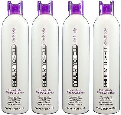 Paul Mitchell - Extra Body Finishing Spray 12oz [PACK OF 4!]