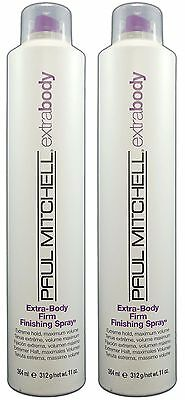 Paul Mitchell - Extra Body Firm Finishing Spray 11oz [PACK OF 2!]