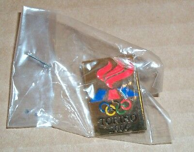 Torino 2006 Olympic Games Iceland NOC pin