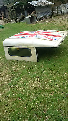 land rover series 3 hard top roof - from tax exempt (Series II, 2, 2A)