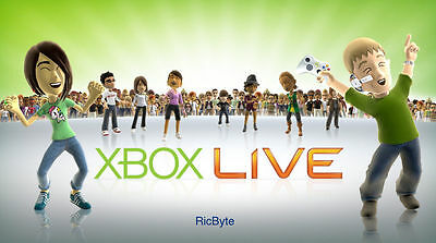 Xbox Live 48 Hour / 2 Day Trial Code - Fast Delivery