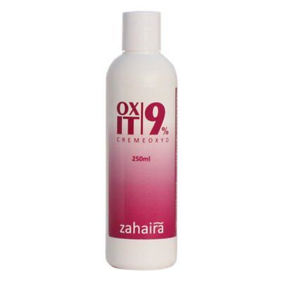 zahaira OX IT Cremeoxyd 9% 250ml ( Entwickler / Oxyd / Oxydant / H2O2 )