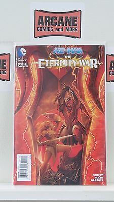 He-Man & The Eternity War #4 1st Print Cover A DC Comics Masters of the Universe