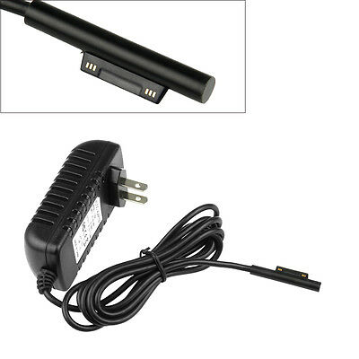 US Wall AC Power Supply Adapter Charger Cable For Microsoft Surface Pro 3 Tablet