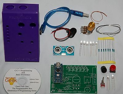 Arduino Kit Computer Programming Electronics Self-Paced Home Schooling