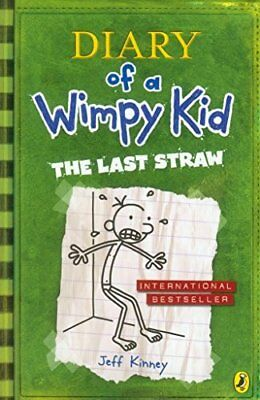 Diary of a Wimpy Kid: The Last Straw (Book 3) by Jeff Kinney New Paperback Book