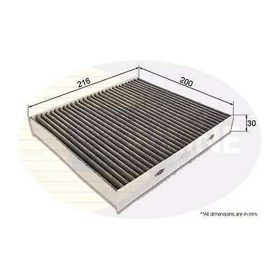 Comline Carbon Cabin Filter Interior Air Pollen Genuine OE Quality Service