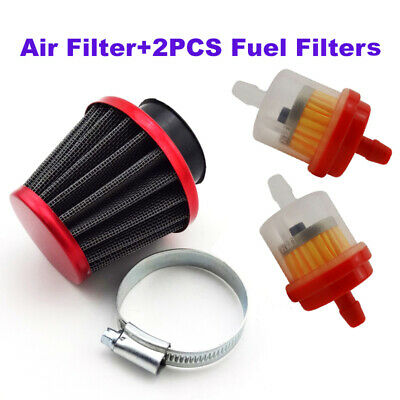 38mm Performance Air Filter 50 90 110 125 cc Pit Dirt Bike ATV GY6 Moped Scooter