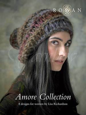 Rowan ::The Amore Collection:: book New 8 designs for women 40% OFF!