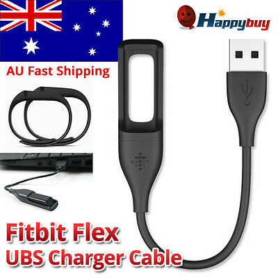 AU for Fitbit Flex Replacement Cable USB Charger