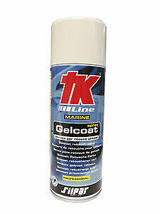 "GELCOAT SPRAY PER RITOCCO "" TK"" 400 ml ACCESSORI NAUTICA"