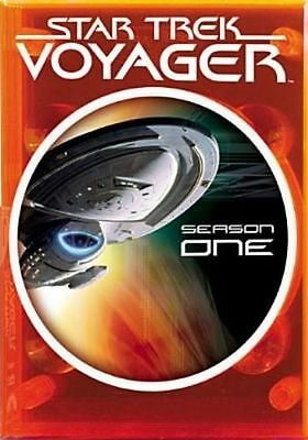 Star Trek: Voyager - The Complete First Season (DVD, 2004, 5-Disc Set) 1 One 1st