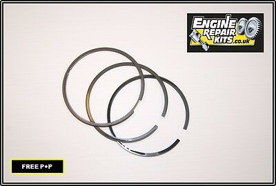 Renault 2Ltr DCi M9R 4 Cylinder Piston Ring Set