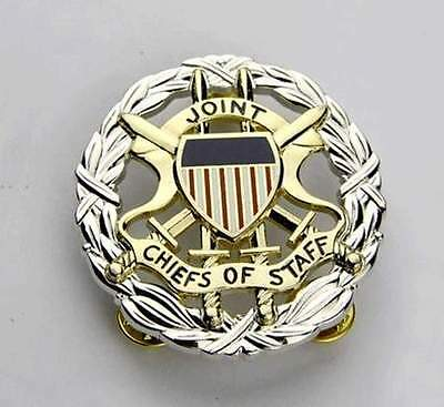 US Office of The Joint Chiefs of Staff Identification Metal Badge –US114