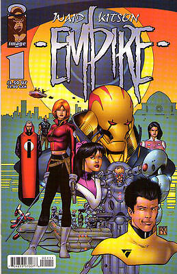 EMPIRE #1 - Back Issue