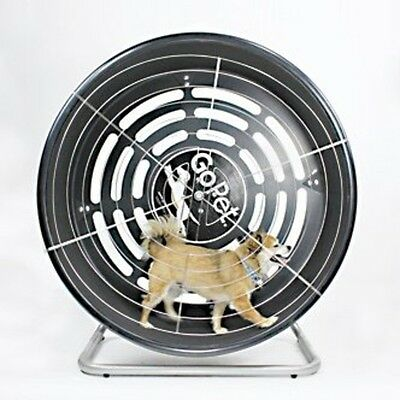 GoPet TreadWheel For Small Dogs CG4012 Dog Treadmills NEW