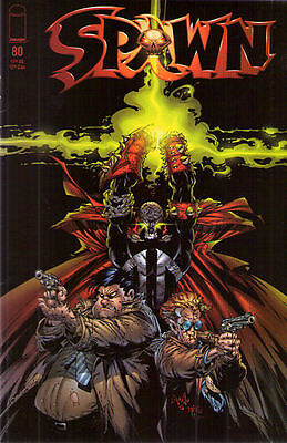 SPAWN #80 - Back Issue