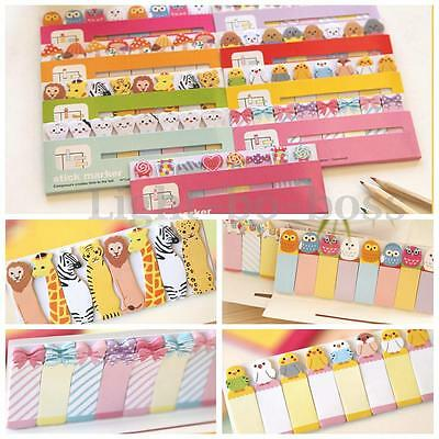 Cute Lollipop Candy Cartoon 120 Pages Sticker Bookmark Sticky Notes