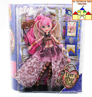 Ever After High Bambola C.A. CUPID 30cm Festa del Trono by Mattel CBT90