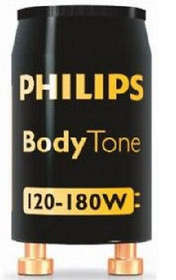 Tanning Bed Starters Philips Body Tone S12 120-180 watt Free Shipping Lot of 25