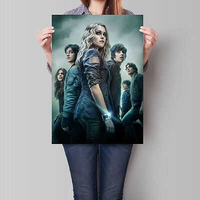 The 100 Poster TV Show A2 A3 A4