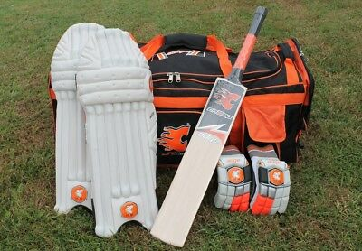 CHAMP ADGE - Men's Senior Level Cricket Kit/Set