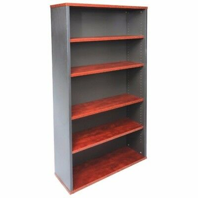 Rapid Manager Executive Bookcase 1800Hx900Wx315D VBC18 Adjust Shelves Perth