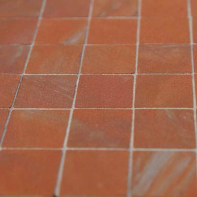Quarry Floor Tiles Coverage Approx.100 sq ins - 645 sq cms, Doll House Miniature