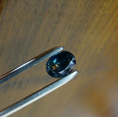 "Australian Natural Faceted Parti Color Sapphire 1.60 ct ""Stunning_Gemstones"""