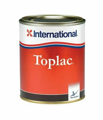 (33,19€/l) International Toplac Hochglanzlack 750 ml 0,75 Liter l alle 22 Farben