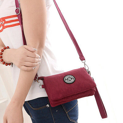 Mini Lady Women Handbag Messenger Hobo Bag Women Shoulder Bag Tote Purse Satchel