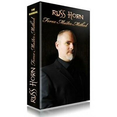MASTER METHOD by Russ Horn Full Trading Course & Strategy & Indicators Mt4/5