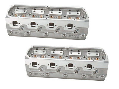 Brodix ST 5.0 Small Block Ford Cylinder Heads PN 1050000 **PRICE IS FOR A PAIR**