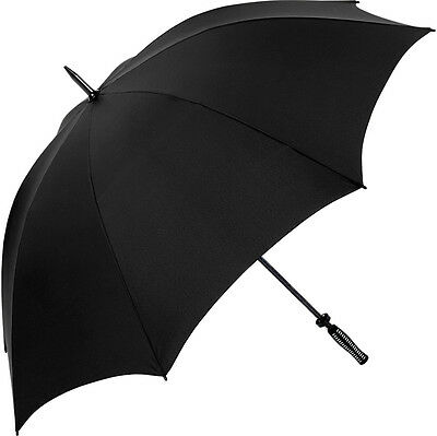 Quadra Pro Golf Golfing Windproof Anti Lightning Fibre Glass Umbrella