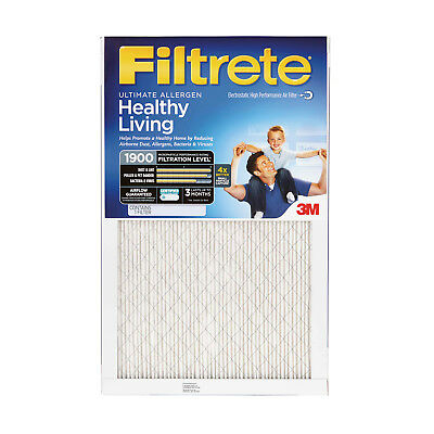 3M Filtrete 12x24x1 Ultimate Allergen Reduction Air Filter
