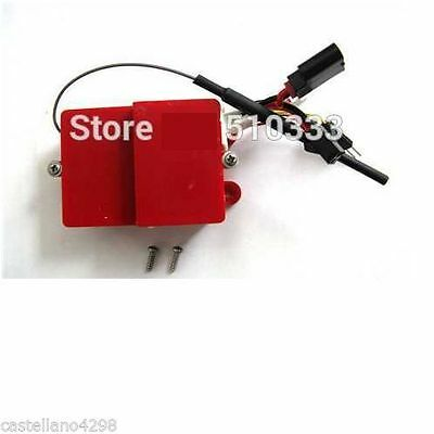 FT007-05 Circuit board box ( Red ) High Speed Racing Boat FT007 - Spare Parts
