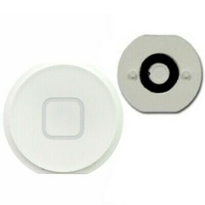 New Home Menu Button Middle Keypad Replacement part For iPad Mini White