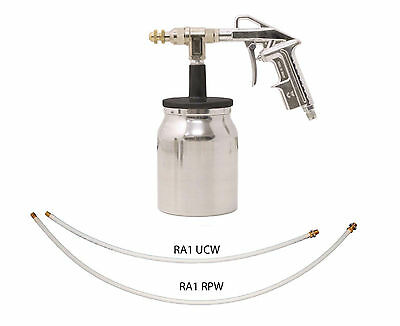 Undercoating Spray Gun + Wand Kit