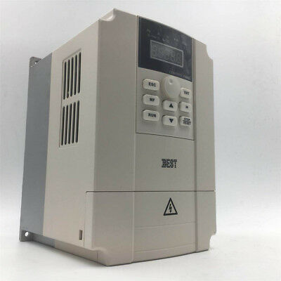 2HP 1.5KW VFD Inverter Driver 1phase 220V 7A Variable Frequency 0-1000Hz Router