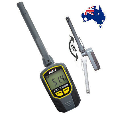 180° Industry Thermo Hygrometer Wet Bulb Enthalpy Value Humidity Temp Meter 322B