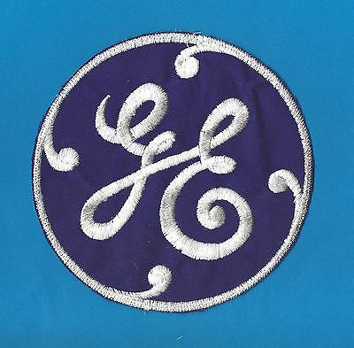 Rare Vintage 1960's G E General Electric Uniform Jacket Large Patch Crest