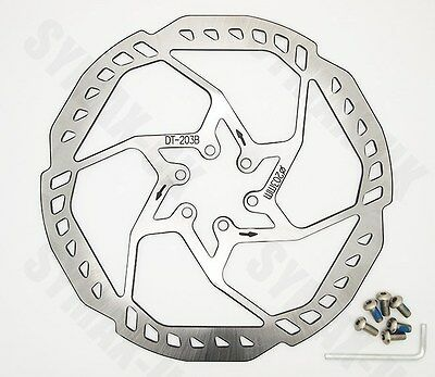 Selcof 6-Bolts Disc Brake Rotor with Bolts - 203mm, RRP £19.99