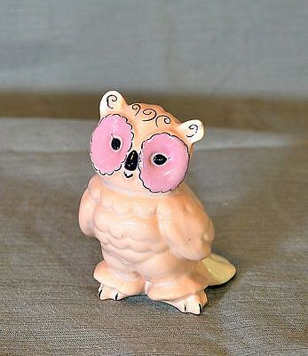 Stunning Kay Finch Pottery Colorful Tootsie The Owl Figurine